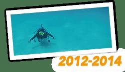 沖縄ダイビングギャラリー ファンダイビング 2012~2014年
